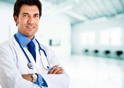Steps for Locating a Physician